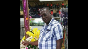 "Inspector Mark Gibbs, 52, was conducting a ""spot check"" outside Clark's Town Police Station when he was hit down and killed by the driver, who refused to stop. (Photo: Loop Jamaica)"