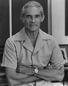 Michael Norman Manley (1924 - 1997).