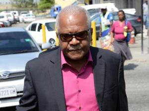 "Reverend Merrick ""Al"" Miller says ""We are here to serve"" and that he will continue to help wanted men. (Photo: Gleaner)"