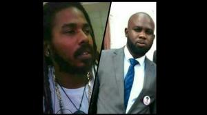 "Kust Saddler (""Ras Wow"") and Conrad Townsend were shot and killed while driving along Faith Home Road in Golden Spring, St. Andrew last week. (Photo: Loop Jamaica)"