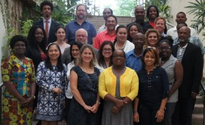 Participants at the Regional Technical Workshop held in Kingston, Jamaica (August 15 - 17). (Photo: UNEP-CEP)