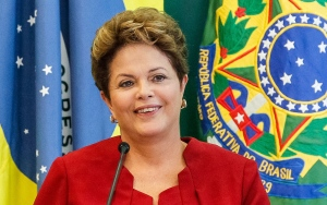 Former Brazilian President Dilma Rousseff.