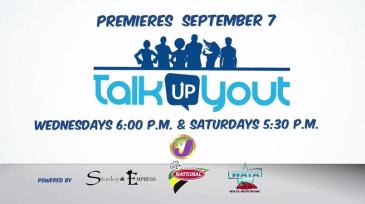 With the new school year starting, the vibrant youth program Talk Up Yout - the inspiration of the awesome Emprezz Golding - starts up again. It will kick off with the unveiling of an inspiring beautification project in the Swallowfield area on September 7 - created with the assistance of (my) MP Julian Robinson and a local community artist. Big ups to all...
