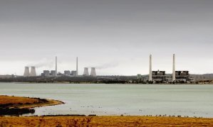The Bayswater and Liddell power stations in Muswellbrook, New South Wales. Bayswater recorded double-digit increases in toxic emissions the year it was bought by AGL. Photograph: Ian Waldie/Getty Images