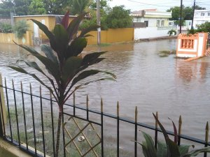One wonders if there is proper drainage in Portmore. CVM Television tweeted this photo earlier today after just one downpour. And if the rains continue for days…?