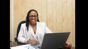 Naomi Francis is the new Press Secretary to Prime Minister Andrew Holness.