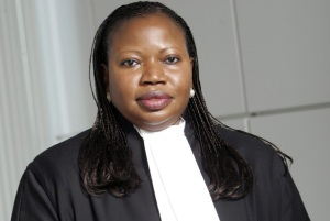 Fatou Bensouda of the Gambia was elected  Prosecutor of the International Criminal Court (ICC) in 2011.