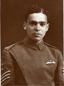 Kingston-born Sergeant William Robinson Clarke (1895 - 1981) was the first black pilot in the Royal Air Force. (Photo: Royal Air Force Museum)