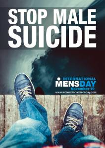 The theme of International Men's Day 2016.