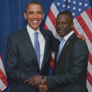 President Barack Obama appointed Thione Niang as ambassador for minorities in energy - including climate change - at the U.S. Department of Energy.