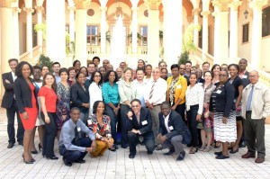 Pollution and biodiversity experts meeting in Miami to find ways to protect the Caribbean Sea. (Photo: UNEP)
