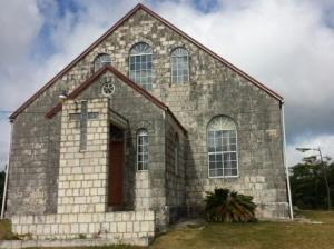 he Nazareth Moravian Church in Manchester to which 64-year-old Rupert Clarke is assigned. Clarke is charged with having sex with a 15-year-old girl - (Photo: Damion Mitchell/Gleaner)