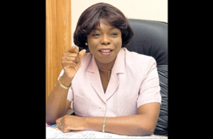 Novelette Grant became only the second woman in the long history of the Jamaica Constabulary Force (JCF) to be named to the second highest position in the organisation, Deputy Commissioner of Police, on October 1, 2014. She will serve as Acting Commissioner from January 6, when Commissioner Karl Williams will step down. (Photo: Gleaner)