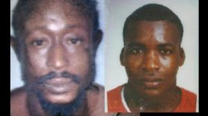 Tedford Grizzle (left) and taxi driver Bruce Brown were both murdered in the parish of Hanover on New Year's Day. (Photo: Loop Jamaica)