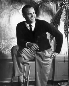 A youthful Harry Belafonte.  (Photo: Bettman/Getty)