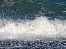 Waves, Port Royal.
