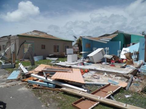 Is disaster capitalism at work on hurricane-hit Barbuda?