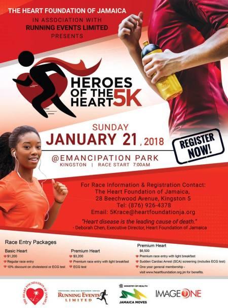 Heart Healthy 5K Run!