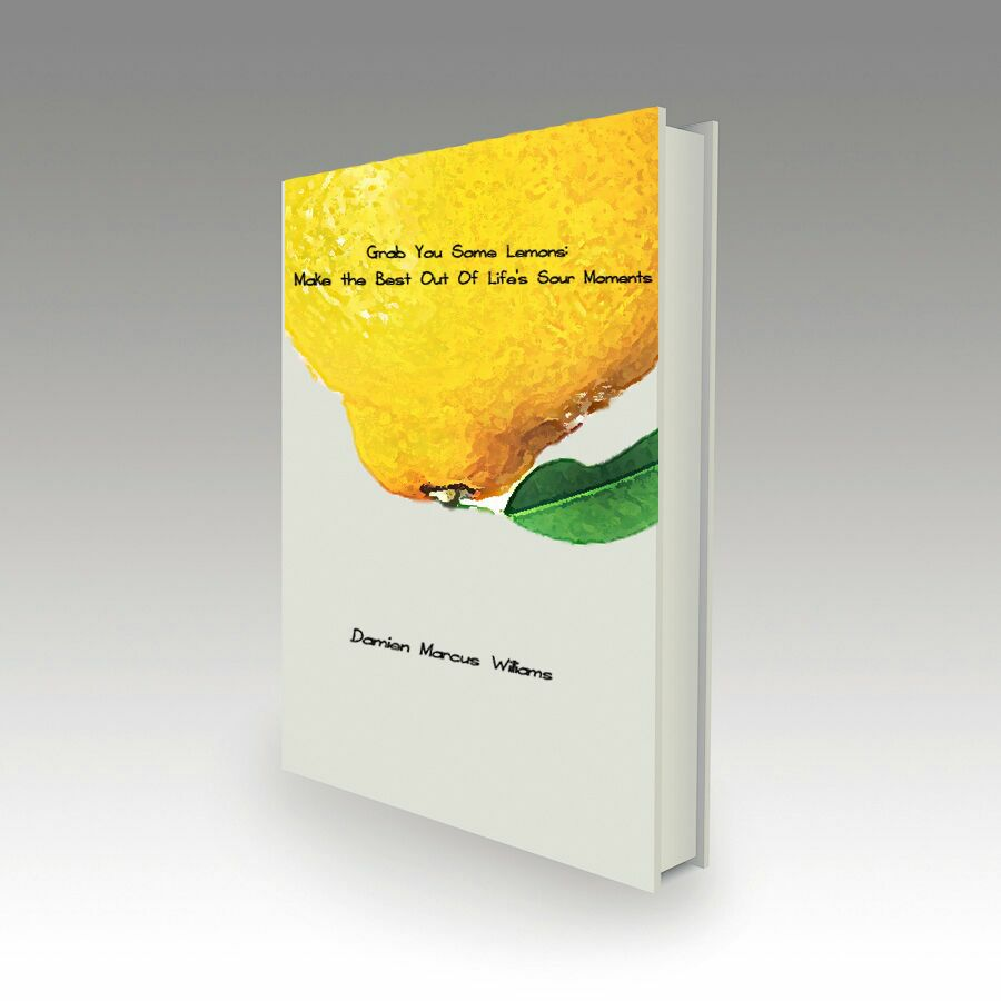 How To Make A Book Cover Out Of A Paper Bag ~ Grab you some lemons: a book all about courage and healing my