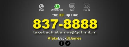 #TakeBackStJames