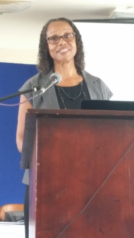 Professor Mona Webber spoke about coastal ecosystems and plastic pollution last week at the University of the West Indies. There was much food for thought.