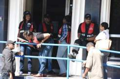 Members of MOCA on an operation.