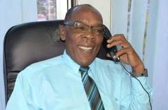 Councillor Michael Troupe of Granville, St. James.