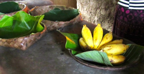 Natural sweetness. During a memorable visit to a small village in Sri Lanka, last November. (My photo)
