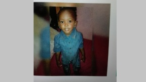 This sweet little three year-old girl was shot dead on Valentine's Day in Annotto Bay. (Photo: Loop Jamaica)