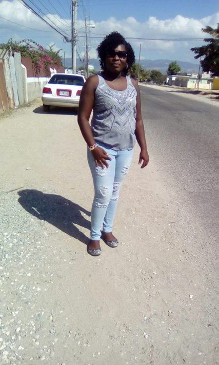 Ms. Deedra Harris of Naggo Head, St. Catherine. (Photo: Facebook)