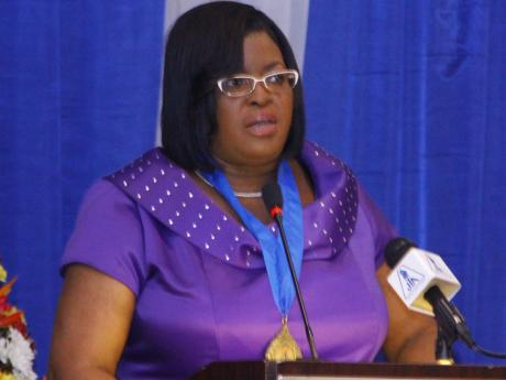 JTA President Georgia Waugh Richards. (Photo: Gleaner)