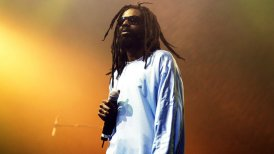 Where will Buju Banton's first concert take place?