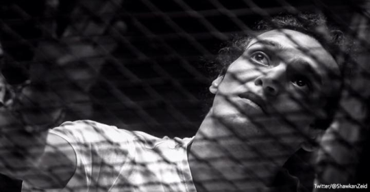 Shawkan, an Egyptian photojournalist, has been in jail since 14 August 2013 when he was arrested while covering a demonstration at Rabaa Al-Adawiya Square in Cairo. In early 2017, the prosecutor in his case reportedly called for the death penalty.