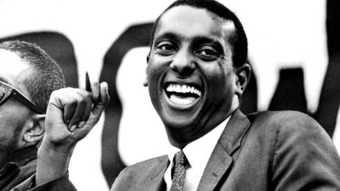 "Stokely Carmichael coined the phrase ""Black Power"" during a speech in Mississippi in June 1966."