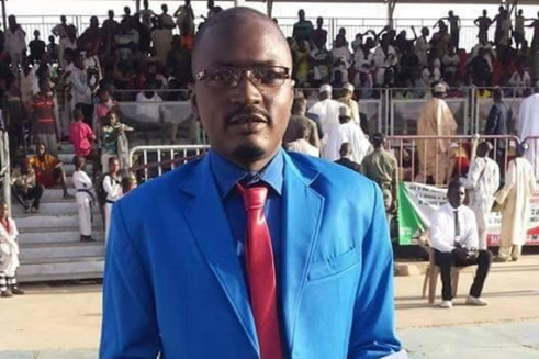 Broadcast journalist Baba Alpha is being harassed by authorities in Niger. He was accused of using false identity documents in retaliation for his reporting. (Mohamed Alpha)
