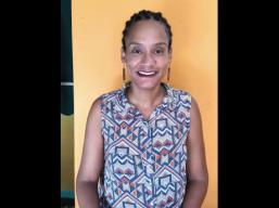 The new Director of the Alliance Francaise in Jamaica, Marie-Noelle Brunot. (Photo: Gleaner)