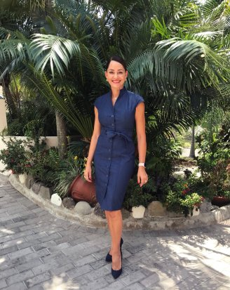 Ann-Marie Vaz will be presented as the Jamaica Labour Party candidate for East Portland in a few days. (Photo: Twitter)