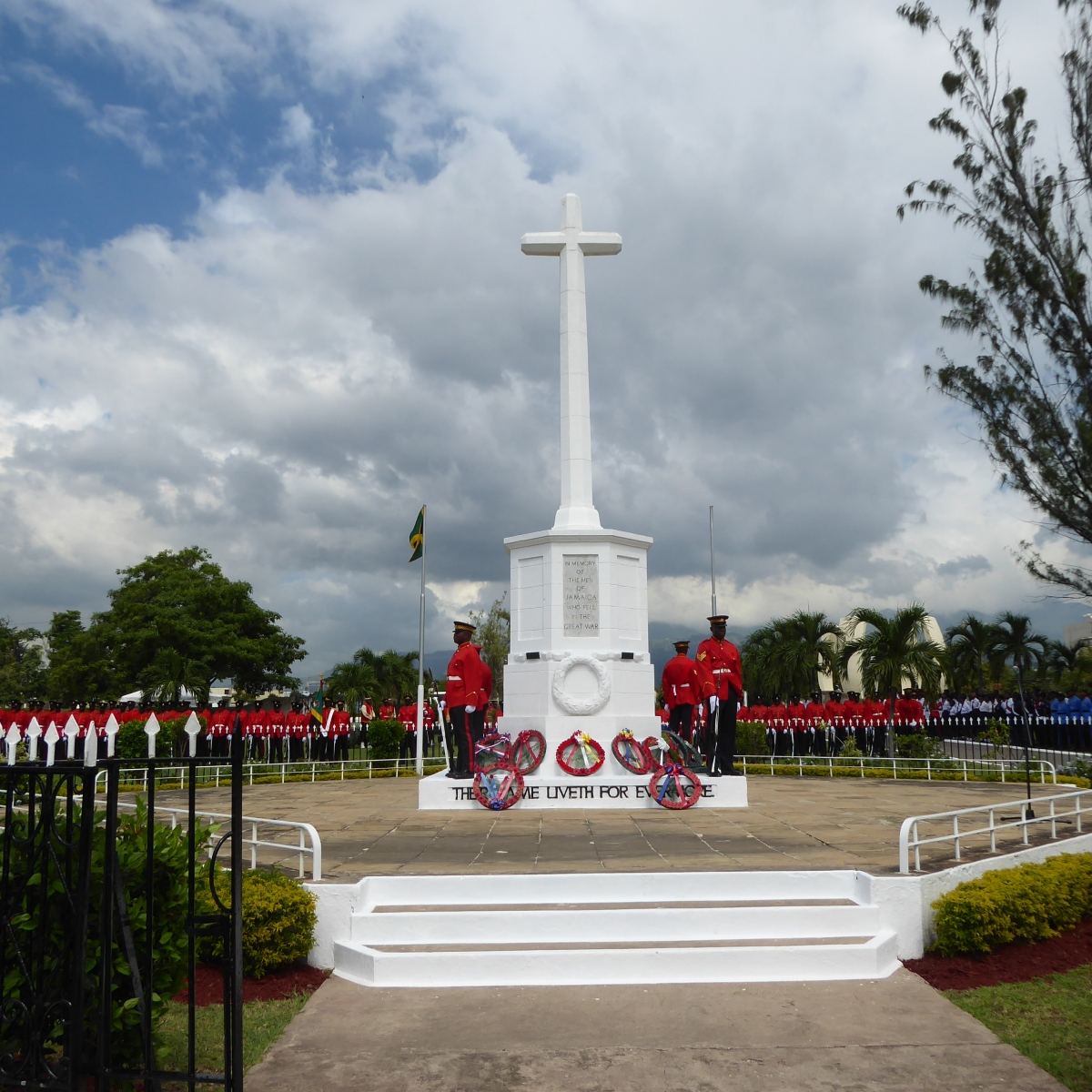 Remembrance Day 2018: Jamaica