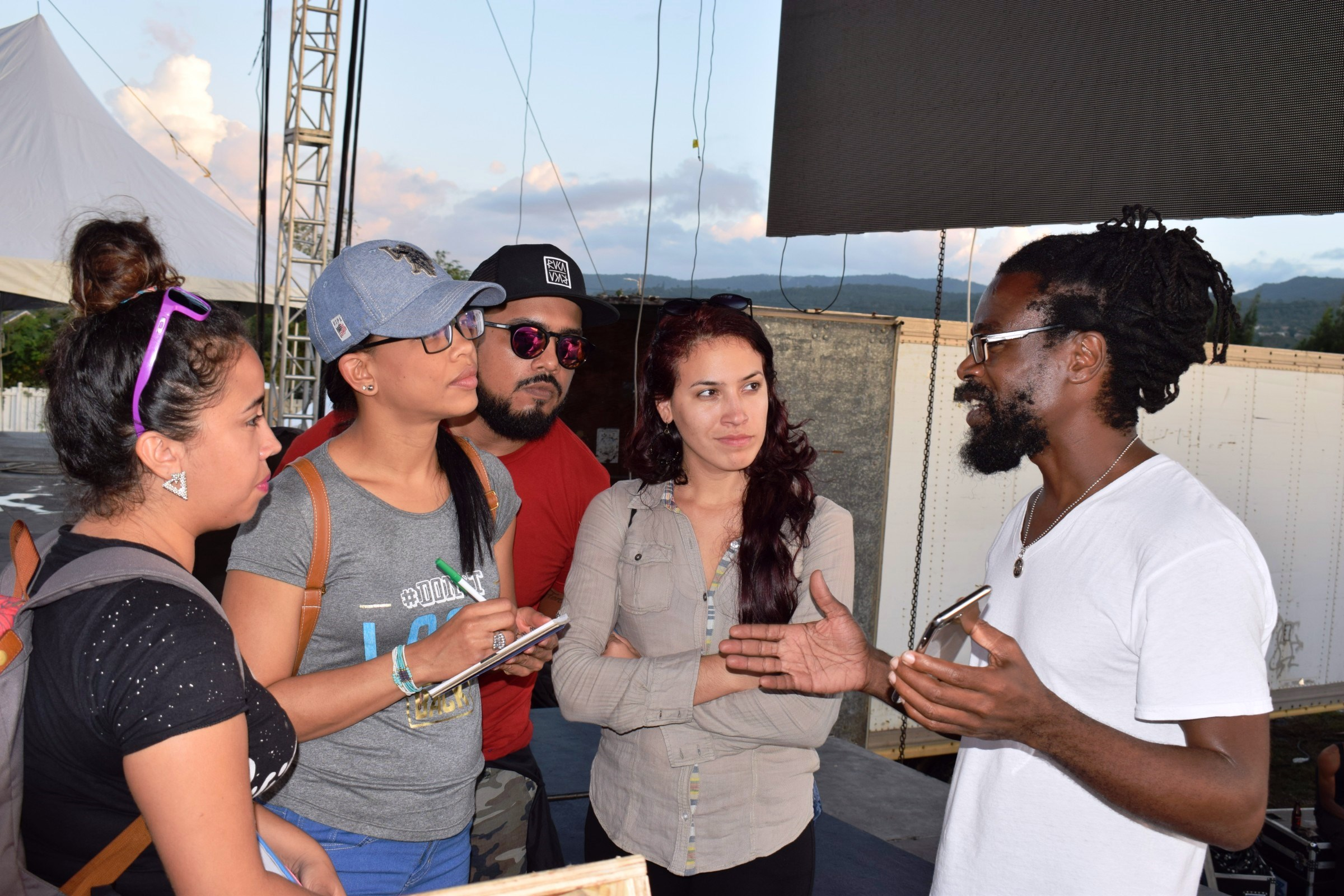 More Support for Jamaican Music Festivals