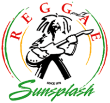 The Reggae Sunsplash logo.