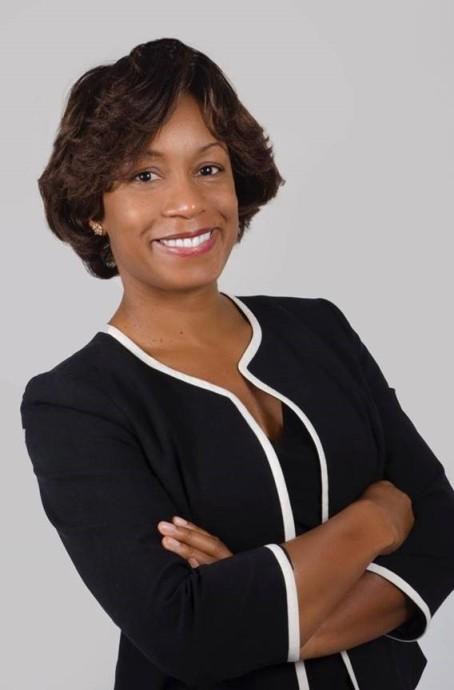 IDB's Senior Regional Energy Specialist, Dr. Malaika Masson.
