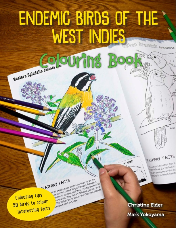 Endemic-Birds-Colouring-Book